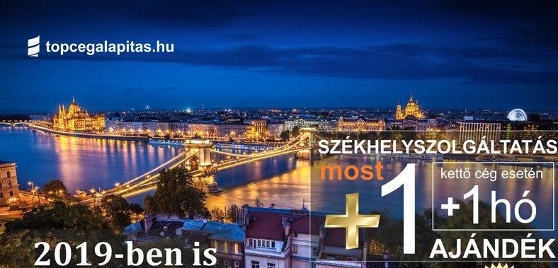Székhelyszolgáltatás Budapest